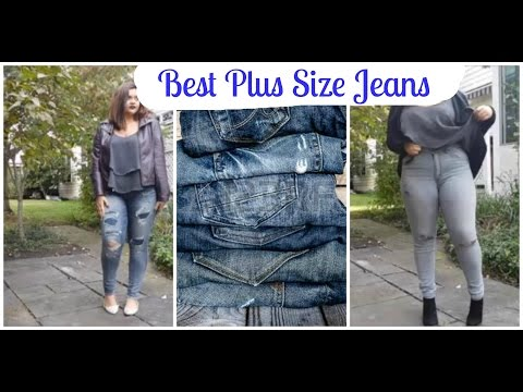 Best Plus Size Jeans For Women