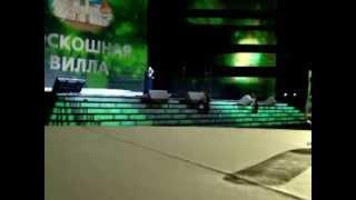 Лидия Жолобова на торжественной  конференции в Москве 1. 12.2013