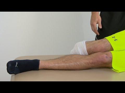 Behandlung von Blasen am Fuß bei Diabetes