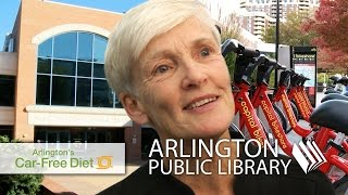 How to go Car Free to Arlington Central Library