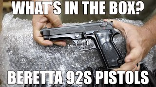 Beretta 92S For Sale 9mm Police Trade In - Classic Firearms