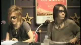 The Gazette, Аой и Уруха на радио