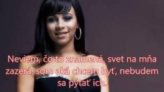Tina ft.  Separ -  Je mi jedno karaoke