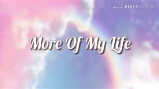 More Of My Life   BLAEKER [LyricsLyric Video]
