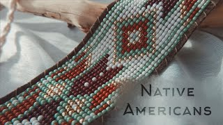 Native Americans | Handmade Bracelets And DIY Beading Loom