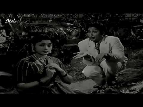 Poonai Kannai Moodikondaal Video Song | Raja Rani Tamil Movie | Sivaji Ganesan | Vega Tamil Movies