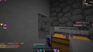 FINDING HUGE HOLE IN FACTIONS BASE (RAIDABLE) | Minecraft HCF
