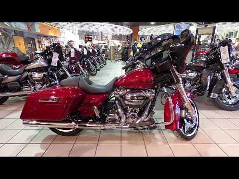 2020 Harley-Davidson Street Glide BOOM AUDIO, APE HANGERS