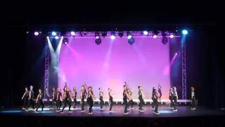 Rangerette Revels 2016 - Hip Hop: We Just Want To Dance