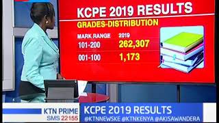 Summary of the KCPE 2019 results
