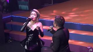 KZ Tandingan and Jake Zyrus sing I'll Be There For You (May, 2018)