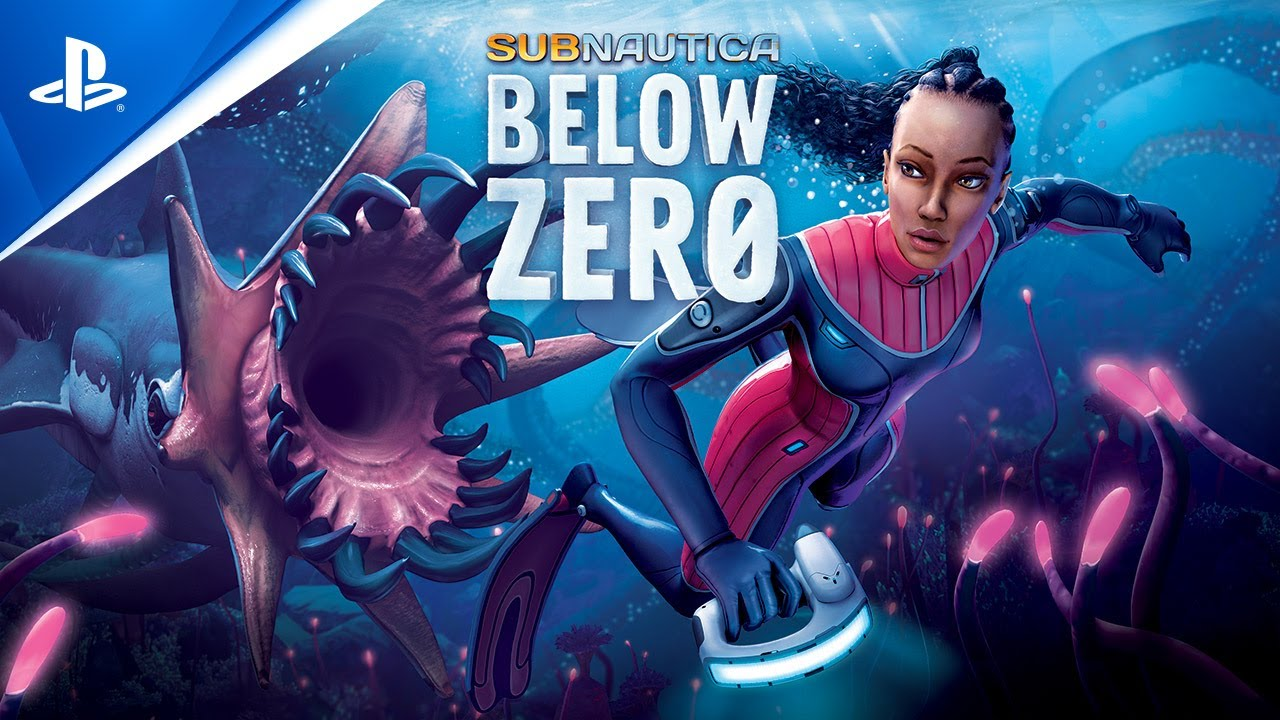 All-new Subnautica: Below Zero gameplay revealed in State of Play