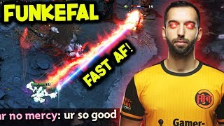 FuN^KeFaL - Reason Why People Call Him Tinker God Epic Plays Dota 2