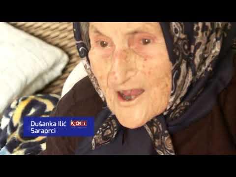 Dušanka Ilić proslavila stoti rođendan