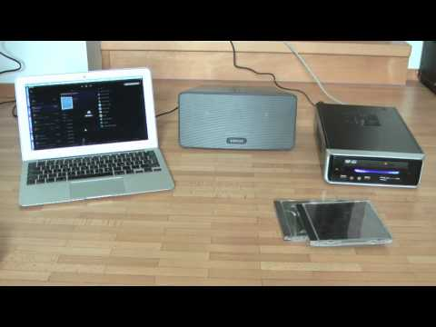 Sonos CD-Player