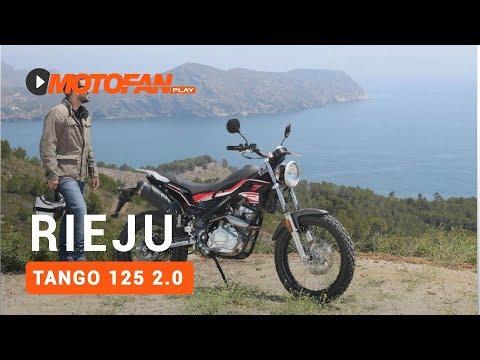 Vídeos de la Rieju Tango 125 2.0