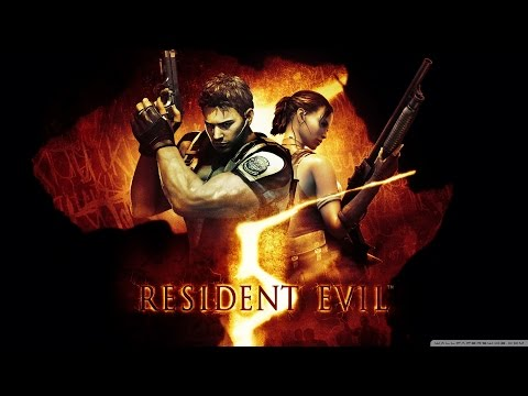 Resident Evil 5 Pelicula Completa Español HD - Full Movie - Game Movie