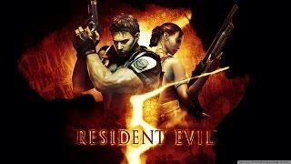 Resident Evil 5 Pelicula Completa Español HD  Full Movie  Game Movie