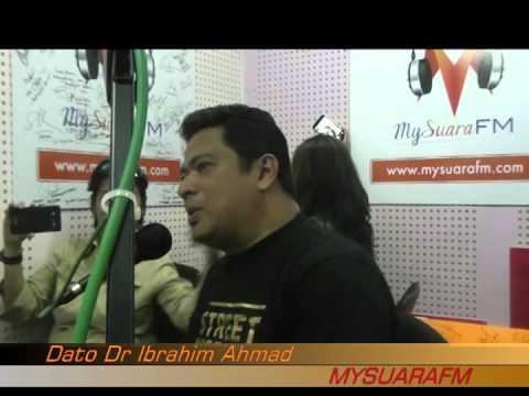 Dato Ibrahim Ahmad Maqari