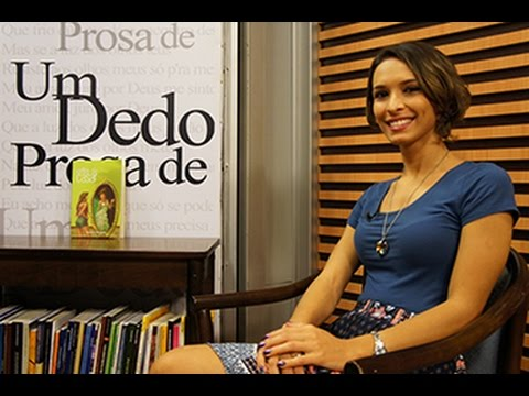 Um Dedo de Prosa - Bárbara Machado - 15.09.2016