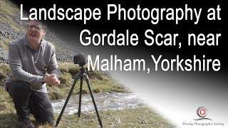 Landscape Photography at Gordale Scar