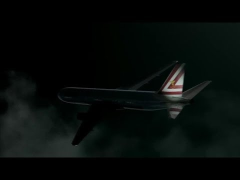 Lauda Air Flight 004 - Crash Animation [X-Plane 11]