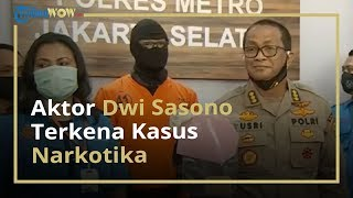 Dwi Sasono Ditangkap karena Kasus Narkoba, Polisi Temukan Ganja 16 Gram di Atas Lemari