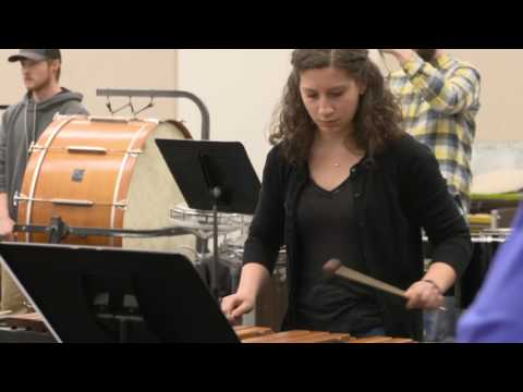 UM to Host Spring Percussion Concert
