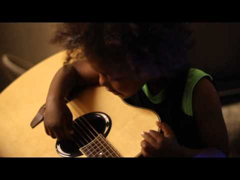 Beginning Guitar Lessons for Toddlers: Strings & Strumming