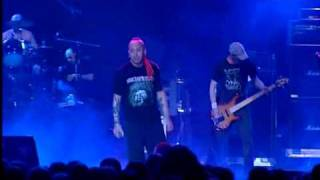 The Exploited - Holiday In The Sun (live)