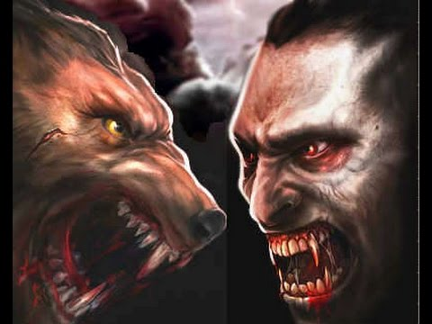 Vampire Vs Werewolves Games: Software Free Download