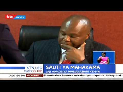 Jaji James Wakiaga amechukua usukani kuendesha kesi ya mauaji inayomkabili mwanahabari Jacque Maribe