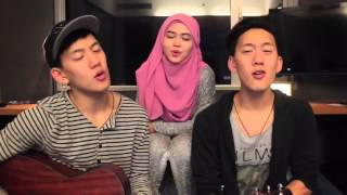 We Don't Talk Anymore - Charlie Puth ft. Selena Gomez (cover by Sheryl Shazwanie & Jrodtwins)