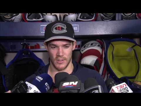 Shaw: Didn't feel concussion right away, the next day, nothing felt normal
