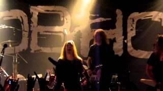 Children Of Bodom - Relentless Reckless Forever (Barby, Tel Aviv, 03.11.11)