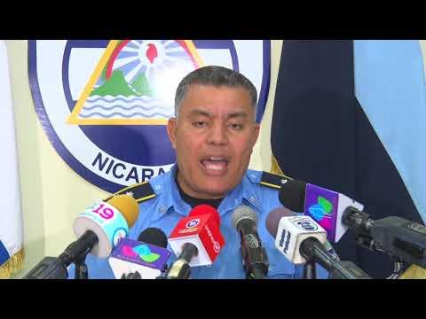 Policía Nacional informa sobre captura y devolución a Costa Rica, de individuos supuestamente vinculados a ISIS