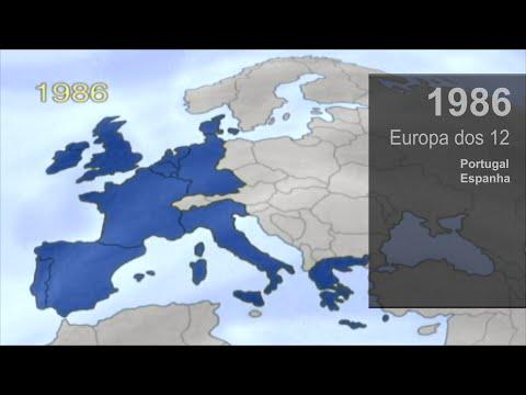 Minuto Europeu nº 72 - Como é que a União Europeia nasceu?