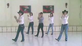 Linedance - Boot Scootin' Boogie (Marina Studio '87)
