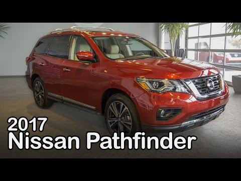 2017 Nissan Pathfinder - First Look