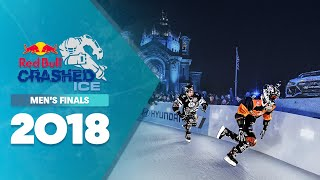 Who won Red Bull Crashed Ice 2018 US - Men's Finals.