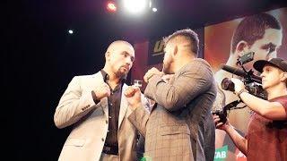 UFC 234 Pre Fight Press Conference