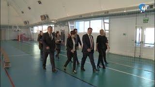 Андрей Никитин оценил новый ФОК в Чудове