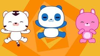 Детские песенки - Мишка 🐻  - теремок тв: песенки для детей и малышей (nursery rhyme) Baeko