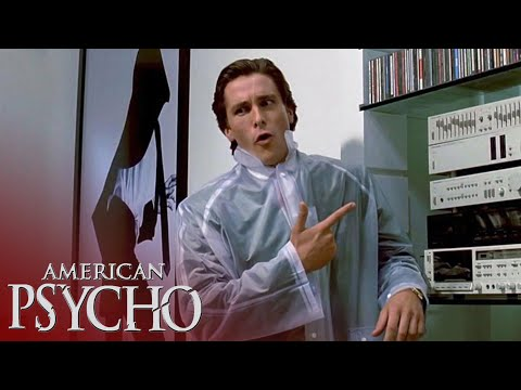 """American Psycho - 8. """"Hip to Be Square"""""""