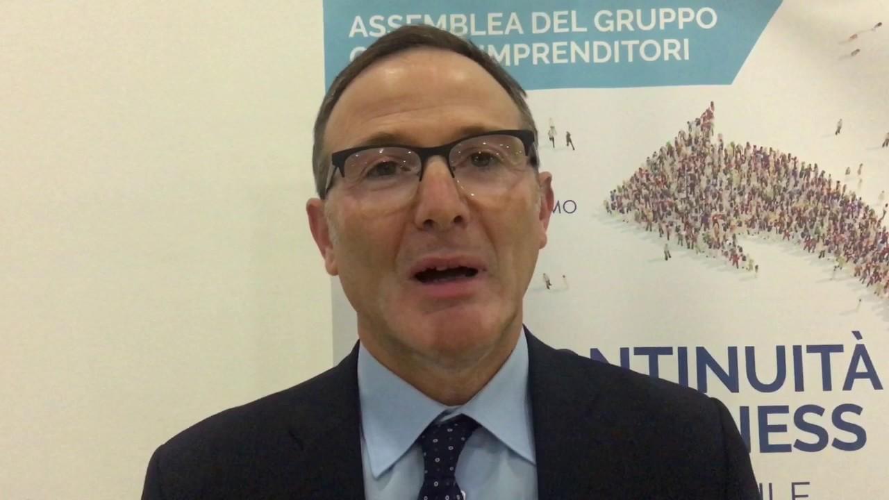 Confindustria, il presidente Galizzi sprona i Giovani