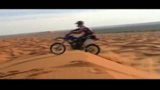 preview picture of video 'MOROCCO merzouga 2009; desde Zafra.'