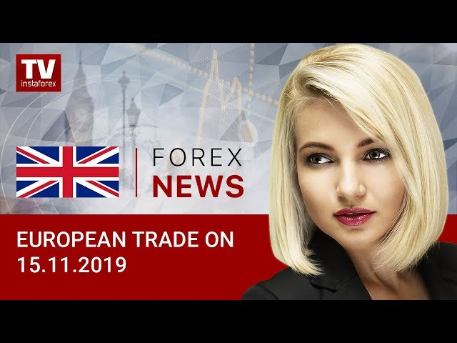 15.11.2019: EUR/USD и GBP/USD stuck in ranges