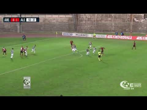 Tutti i gol di Cutolo nella stagione 2018/19