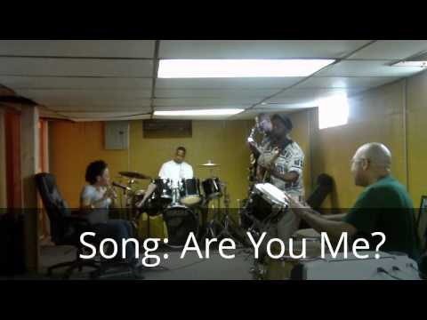 "Dr. Angela Celeste May & the No Limits Band - ""Are You Me?"""