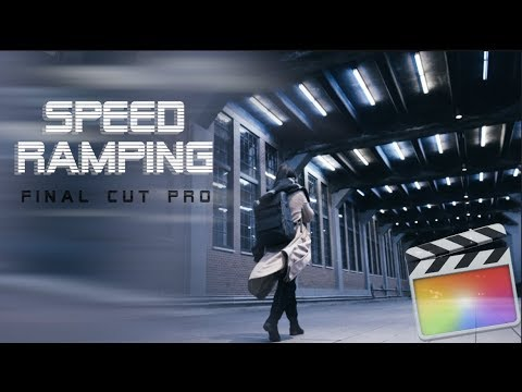 SPEED RAMP Better Than SAM KOLDER Himself – Final Cut Pro X